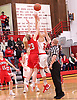 1st Playoff Game Coquille-Grant Union Girls Basketball