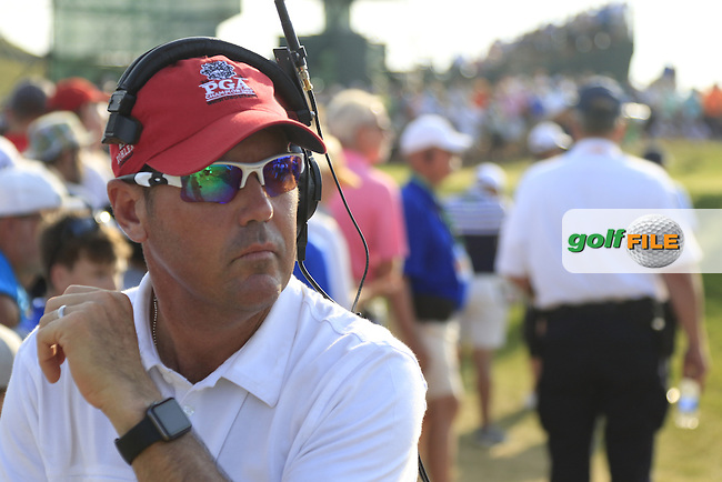 \{prsn}\ during Sunday's Final Round of the 97th US PGA Championship 2015 held at Whistling Straits, Mosel, Kohler, Wisconsin, United States of America. 16/08/2015.<br /> Picture Eoin Clarke, www.golffile.ie