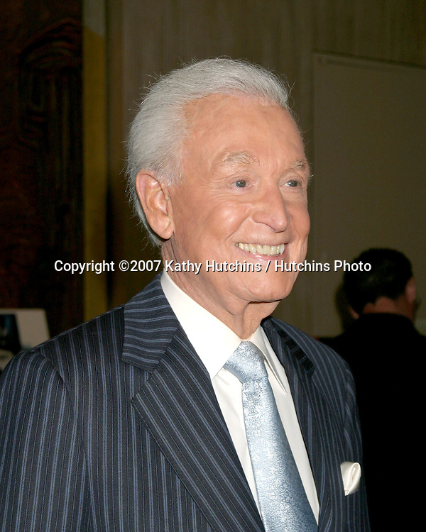 Bob Barker.44th Publicists Awards Awards.Beverly Hilton Hotel.Beverly Hills, CA.February 7, 2007.©2007 Kathy Hutchins / Hutchins Photo.