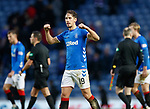 02.02.2019: Rangers v St Mirren: Nikola Katic to the Copland Road stand at full time