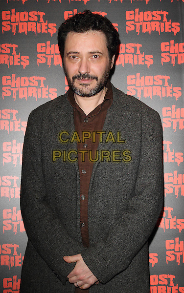 LONDON, ENGLAND - FEBRUARY 27:  Jeremy Dyson attends the 'Ghost Stories' Press Night at the Arts Theatre on February 27, 2014 in London, England.<br /> CAP/ROS<br /> &copy;Steve Ross/Capital Pictures