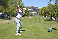Brooks Koepka (USA) on the 12th during the 2nd round at the WGC Dell Technologies Matchplay championship, Austin Country Club, Austin, Texas, USA. 23/03/2017.<br /> Picture: Golffile | Fran Caffrey<br /> <br /> <br /> All photo usage must carry mandatory copyright credit (&copy; Golffile | Fran Caffrey)