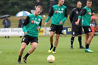 HAREN - Voetbal, Eerste training FC Groningen, Sportpark de Koepel, seizoen 2018-2019, 24-06-2018,  FC Groningen speler Gerald Postma