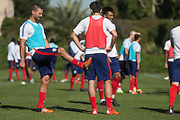 USMNT Training, January 28, 2016
