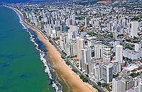 Praia de Boa Viagem em Recife, Pernambuco. 2002. Foto de Renata Mello.