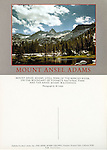 After my first trip to Mount Ansel Adams in 1985, my images were published nationally before and after the official dedication in Tuolumne Meadows.  Jeanne Adams called me to look at my color images of Mount Ansel Adams.   She selected one of my color images to be used as a postcard announcing the naming of the peak.  I am proud that they used my image.  <br /> <br /> In August of 1987, the family and friends of Ansel Adams made a trip to Mount Ansel Adams to honor Ansel by putting his ashes on the mountain.  Leading the trip were Dr. Michael Adams and his wife, Jeanne, their son, Matthew, and daughter, Sarah.  Also in the group were Ansel&rsquo;s daughter, Anne Adams Helms, and her husband, Ken Helms, and Anne's daughters, Virginia (Ginny) Mayhew and Sylvia Mayhew Desin, and Sylvia&rsquo;s husband, Greg Desin.  Other members of the trip were Roger and Mitzi Hall, Matt Weston, Mrs. Desin (Greg&rsquo;s mother), and Billy Butler.  The Adams family invited me along with Leo Stutzin (Modesto Bee reporter) and my eldest son, Aaron Golub.  <br /> <br /> With some of us on horseback and others on foot, we began the hike at Tuolumne High Sierra Camp and headed to Vogelsang High Sierra Camp for the first night out.  The second day, we began by climbing through Vogelsang Pass, then descended by switchback down to Lewis Creek.  After climbing up from the creek we hiked by the Cony Crags before descending into the Lyell Fork of the Merced River ending up near Hutchings Creek at what is now referred to as the Ansel Adams Camp.  <br /> <br /> This camp was originally known generically as a Sierra Club Camp, but has more recently been referred to as Ansel Adams Camp because in 1934, Ansel led a Sierra Club outing to the Lyell Fork of the Merced River.  After the group climbed the then-unnamed peak that Adams called &ldquo;The Tower in Lyell Fork,&quot; they gathered around the campfire and agreed that the peak should bear Ansel&rsquo;s name.  The U.S. Geological Survey does not, h