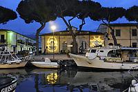 - Viareggio (Toscana), localit&agrave; balneare, porto-canale Burlamacca, Museo della Marineria<br /> <br /> - Viareggio (Tuscany), seaside resort, Burlamacca harbor-channel, Maritime Museum