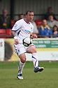 Danny Kedwell of Wimbledon during the Blue Square Bet Premier match between Histon and AFC Wimbledon at the Glass World Stadium, Histon on 16th April, 2011.© Kevin Coleman 2011.