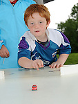 Fionn Manning pictured at St Feckin's sports day. Photo: Colin Bell/pressphotos.ie