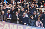 03.12.2016 Barcelona. La Liga. Picture show autorities in action during game between Fc Barcelona against Real Madrid at Camp Nou