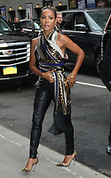 AUG 13 Jada Pinkett Smith at The Late Show With Stephen Colbert