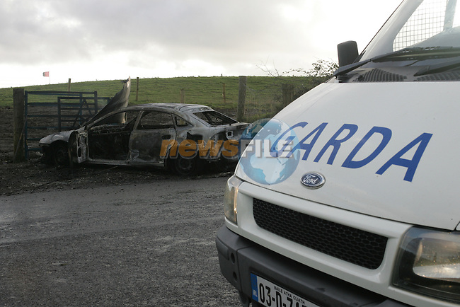 The scene of the shooting in Drogheda Tredagh View estate, its believed that there is one death and one serious in Our lady of Lourdes Hospital in Drogheda..Photo: Fran Caffrey/ Newsfile.(Photo caption should read  Fran Caffrey/Newsfile)..<br />