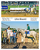 Lifes Reward winning at Delaware Park on 9/22/16