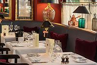 Restaurant petit bonheur, H&uuml;tten 85-86, Hamburg, Deutschland, Europa<br /> Hamburg, Germany, Europe