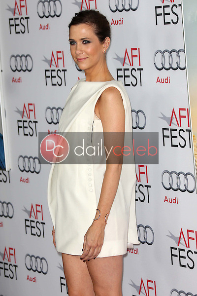 Kristen Wiig<br /> at the Premiere Of &quot;The Secret Life of Walter Mitty&quot; at AFI FEST 2013, Chinese Theater, Hollywood, CA 11-13-13<br /> David Edwards/Dailyceleb.com 818-249-4998