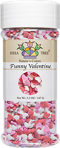 10903 Nature's Colors Funny Valentine, Tall Jar 5.2 oz, India Tree Storefront