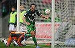 Fussball Bundesliga 2010/11, 9. Spieltag: Borussia Moenchengladbach - SV Werder Bremen
