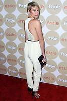 "LOS ANGELES, CA - OCTOBER 09: Actress Chelsea Kane arrives at People's ""ONES To Watch"" Party held at Hinoki & The Bird on October 9, 2013 in Los Angeles, California. (Photo by Xavier Collin/Celebrity Monitor)"