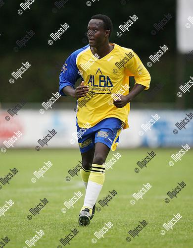 2008-07-18 / Voetbal / seizoen 2008-2009 / FC De Kempen / Erice Van Rompay..Foto: Maarten Straetemans (SMB)