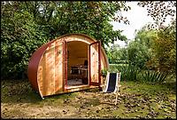 The return of the humble Nissen hut.