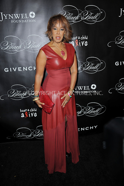WWW.ACEPIXS.COM <br /> November 7, 2013 New York City<br /> <br /> Gayle King attending Keep A Child Alive's 10th Annual Black Ball at Hammerstein Ballroom on November 7, 2013 in New York City.<br /> <br /> Please byline: Kristin Callahan  <br /> <br /> ACEPIXS.COM<br /> Ace Pictures, Inc<br /> tel: (212) 243 8787 or (646) 769 0430<br /> e-mail: info@acepixs.com<br /> web: http://www.acepixs.com