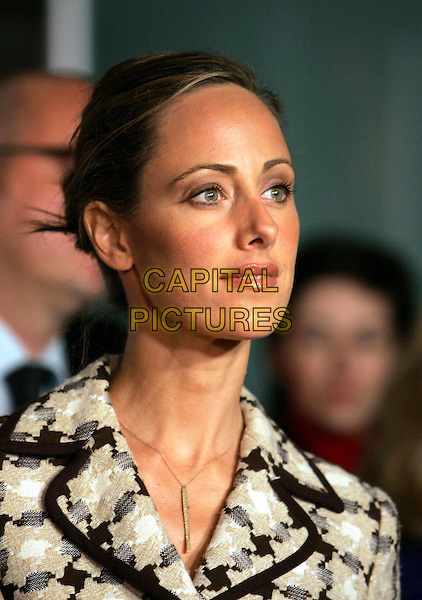 """KIM RAVER.The Sony Picture Classics' Premiere of """"William Shakespeare's The Merchant of Venice"""" which was part of the AFI Fest 2004 held at The Cinerama Dome in Hollywood, California .November 9th, 2004.headshot, portrait.www.capitalpictures.com.sales@capitalpictures.com.©Debbie Van Story/Capital Pictures"""