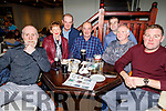 John Curneen, Mary, John and DJ Fitzgerald and Ger and Aidan Hobbert with Brendan O'Connor supporting the Chain Gang fundraising quiz in aid of Comfort for Chemo in the Meadowlands Hotel on Friday night.