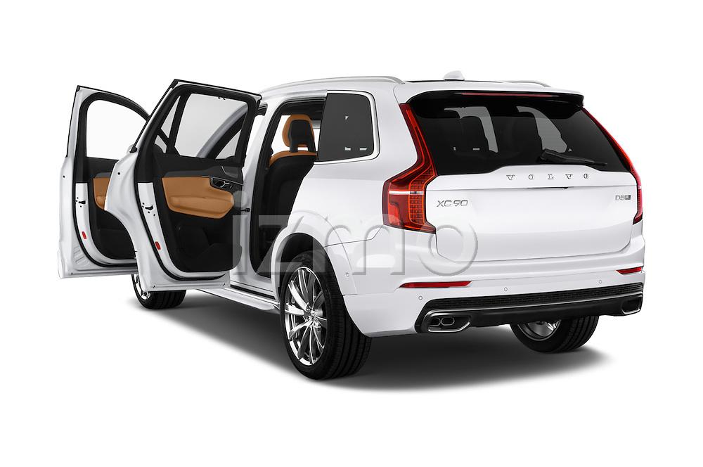 Car images of 2015 Volvo XC90 Inscription7 5 Door SUV Doors