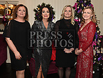 Sheila Smith, Gillian Kearns, Jill Farrelly and Miriam Roe at the Heart Children Ireland Gala Ball in Darver Castle. Photo:Colin Bell/pressphotos.ie