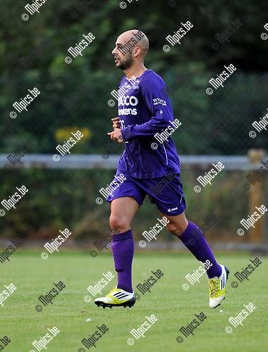 2012-09-01 / voetbal / seizoen 2012-2013 / Gooreind VV / Ahmed Sababti..Foto: Mpics.be