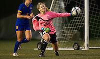 2015.10.09 UBC Women's Soccer vs. Victoria