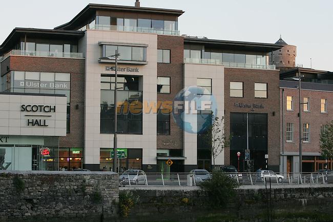 South Quay development.Photo: Newsfile/Fran Caffrey.