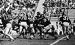 &copy;2013 David Burnett/Contact Press Images<br /> 703 626 1696<br /> 1965 Colorado College Football<br /> Steve Sabol (#34)<br /> Colorado Springs, CO<br /> CC vs Nebraska Weslayan College<br /> October, 1965