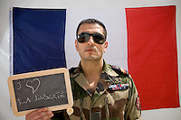 Mohamed, Armee de Terre, Friday 7th May 2010