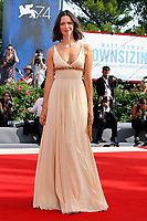VENICE, ITALY - AUGUST 31:  Rebecca Hall attends the 'First Reformed' premiere during the 74th Venice Film Festival on August 31, 2017 in Venice, Italy.  Credit: John Rasimus/MediaPunch ***FRANCE, SWEDEN, NORWAY, DENARK, FINLAND, USA, CZECH REPUBLIC, SOUTH AMERICA ONLY***