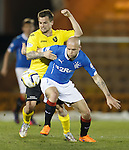 Keaghan Jacobs and Nicky Law
