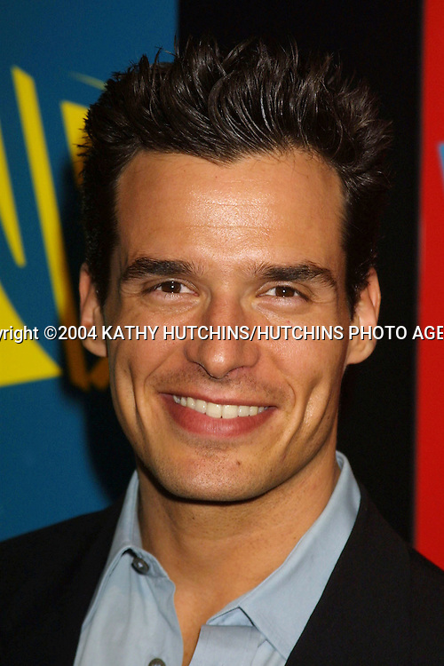 ©2004 KATHY HUTCHINS / HUTCHINS PHOTO.WARNER BRO TV TCA WINTER PRESS TOUR.PARTY.HOLLYWOOD, CA.JANUARY 13, 2004.ANTONIO JR SABATO