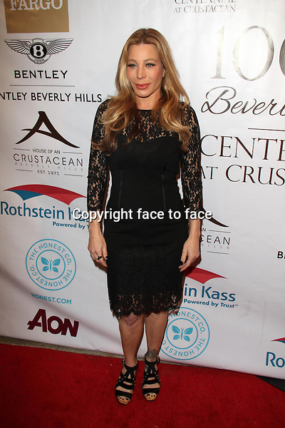 BEVERLY HILLS, CA - February 05: Taylor Dayne at Experience East Meets West honoring Beverly Hills' momentous centennial year, Crustacean, Beverly Hills, February 05, 2014.<br />
