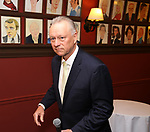 Max Klimavicius during the Ben Platt Sardi's Portrait unveiling at Sardi's on May 30, 2017 in New York City.