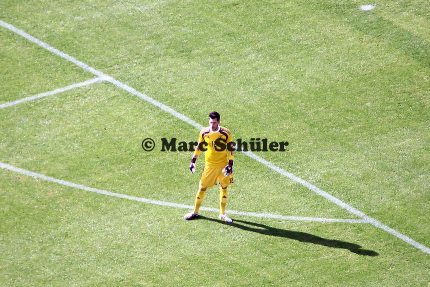 Marius Müller (U20) - Testspiel der Deutschen Nationalmannschaft gegen die U20 im Rahmen der WM-Vorbereitung in St. Martin