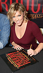 """Robyn Hurder during the """"Moulin Rouge! The Musical"""" - Vinyl Release signing at Sony Square on December 13, 2019 in New York City."""