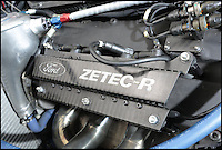 BNPS.co.uk (01202 558833)<br /> Pic: Bonhams/BNPS<br /> <br /> ***Please use full byline***<br /> <br /> Ford Cosworth Zetec engine...<br /> <br /> One of the most historic F1 cars of all time is coming up for auction - with a glorious but poignant heritage.<br /> <br /> Its the Benetton F1 car which helped rising star Michael Schumacher win his first world championship in 1994.<br /> <br /> The German driver won four Grand Prix in this 1994 Benetton Cosworth Ford B194, including the famous Monaco race.<br /> <br /> But despite the historic car's successful history, it is linked to one of the darkest moments in motor racing history.<br /> <br /> Schumacher was driving this car immediately behind rival Ayrton Senna when the Brazilian driver was killed in a horrific 190mph crash at the Imola circuit in the 1994 San Marina GP.<br /> <br /> Schumacher climbed out of the vehicle moments after the accident and went on to win the race when it controversially restarted.<br /> <br /> The 200mph car is in perfect working order although you will need a F1 circuit to run the 3.5 litre 740bhp monster.<br /> <br /> Bonhams are selling the historic motor with a pre-sale estimate of &pound;600,000.