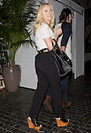 ..June 12th 2012 ..Francesca Eastwood laughing and smiling as she walked into the Chateau Marmont Hotel in Hollywood. .Carrying a black Celine Paris purse & high wood platform shoes ...AbilityFilms@yahoo.com.805-427-3519.www.AbilityFilms.com