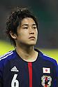 Atsuto Uchida (JPN), .MAY 23, 2012 - Football /Soccer : .Kirin Challenge Cup 2012 .between Japan 2-0 Azerbaijan .at Shizuoka Stadium Ecopa, Shizuoka, Japan. .(Photo by YUTAKA/AFLO SPORT) [1040]