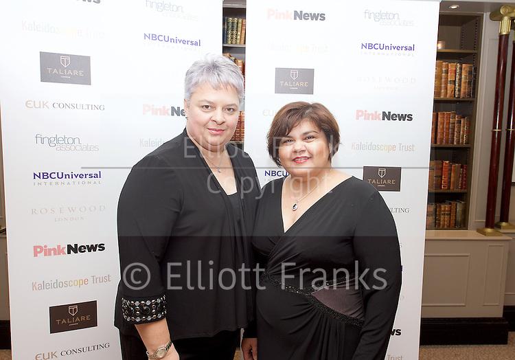 Kaleidoscope Trust Annual Gala Dinner <br /> 26th January 2017 <br /> Hyatt Regency London &ndash; The Churchill &emsp;<br /> 30 Portman Square, Marylebone, London W1H 7BH<br /> <br /> <br /> Photograph by Elliott Franks <br /> <br /> 2016 &copy;  Elliott Franks <br /> <br /> Kaleidoscope Trust<br /> Working to uphold the human rights of lesbian, gay, bisexual and trans people internationally.<br /> www.kaleidoscopetrust.com<br /> <br /> The Kaleidoscope Trust<br /> The Print House Studio<br /> 18 Ashwin Street<br /> London E8 3DL<br /> +44 (0)20 8133 6460