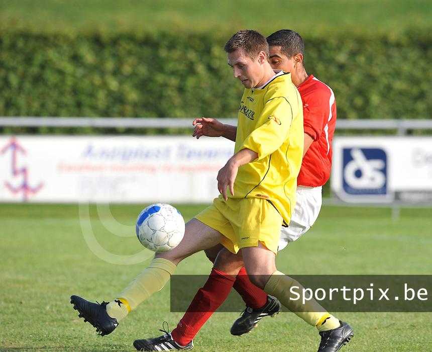 VV Tielt : Kenneth Vandemaele.foto VDB / BART VANDENBROUCKE