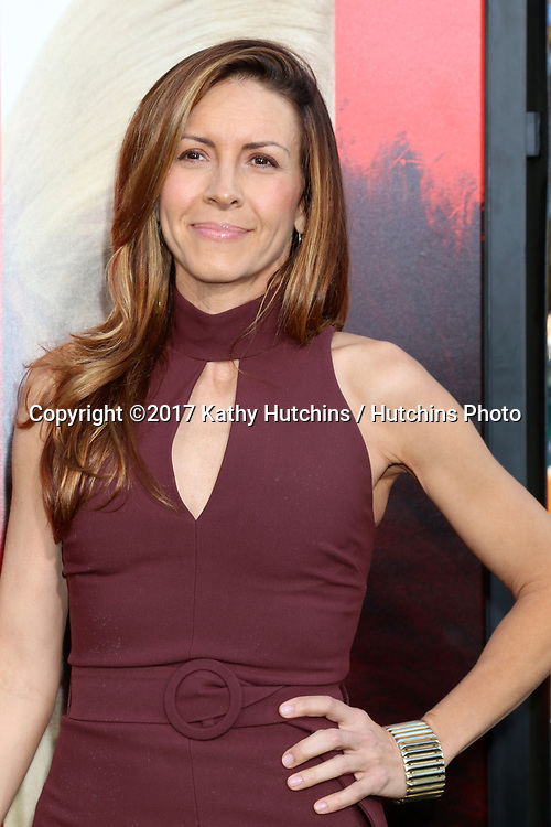 """LOS ANGELES - APR 18:  Michelle Clunie at the """"Unforgettable"""" Premiere at TCL Chinese Theater IMAX on April 18, 2017 in Los Angeles, CA"""