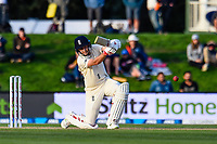 Joe Root of England during Day 3 of the Second International Cricket Test match, New Zealand V England, Hagley Oval, Christchurch, New Zealand, 1st April 2018.Copyright photo: John Davidson / www.photosport.nz