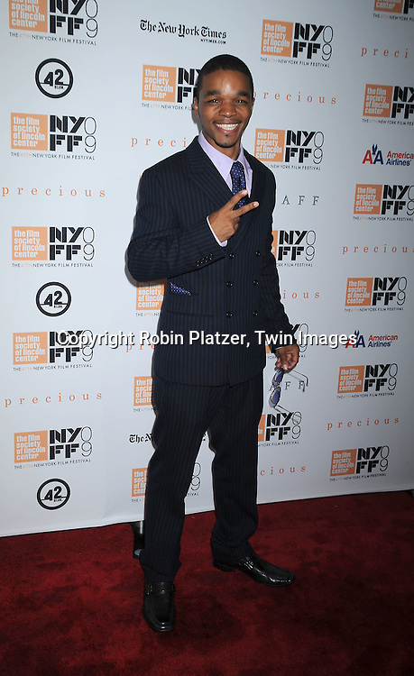 actor Ephraim Benton