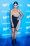 Monica Cruz attends to blue carpet of presentation of new schedule of Movistar+ at Queen Sofia Museum in Madrid, Spain. September 12, 2018. (ALTERPHOTOS/Borja B.Hojas)